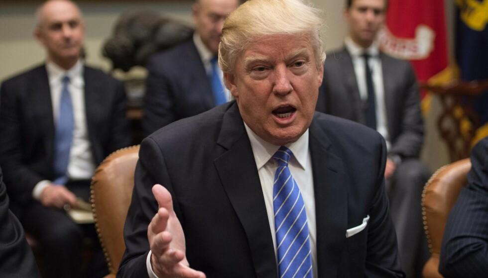 MATTEUS-EFFEKTEN: De rike vil bli rikere under Donald Trump.