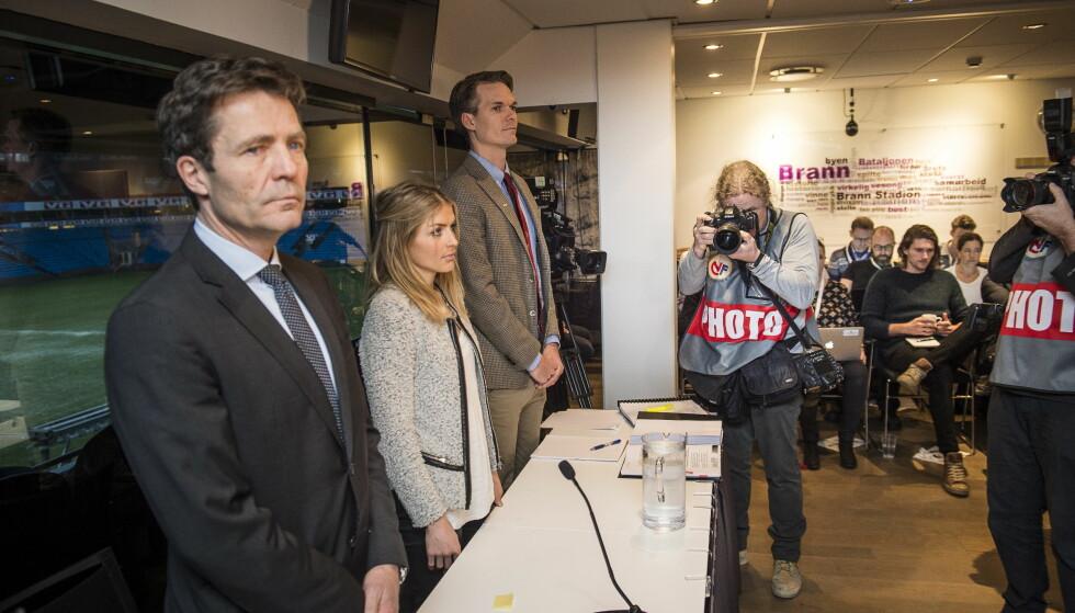 GODT DOKUMENTERT: Christian B. Hjort leverte en sterk prosedyre til forsvar for Therese Johaug. Det kan gi et overraskende resultat i straffeutmålingen. FOTO: Lars Eivind Bones / Dagbladet.