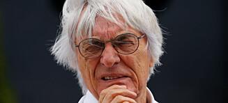 Formel 1-kongen Bernie Ecclestone (86) vil ha hevn: Planlegger å lage piratliga