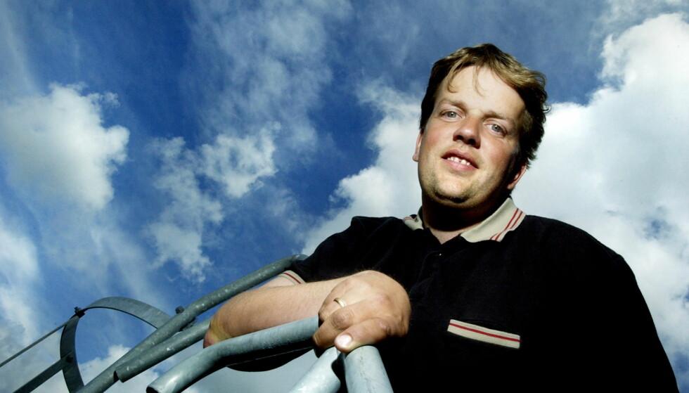 <strong>EKSPERT:</strong> Klimaforsker Hans Olav Hygen. Foto: Jeanette Landfald/Dagbladet.