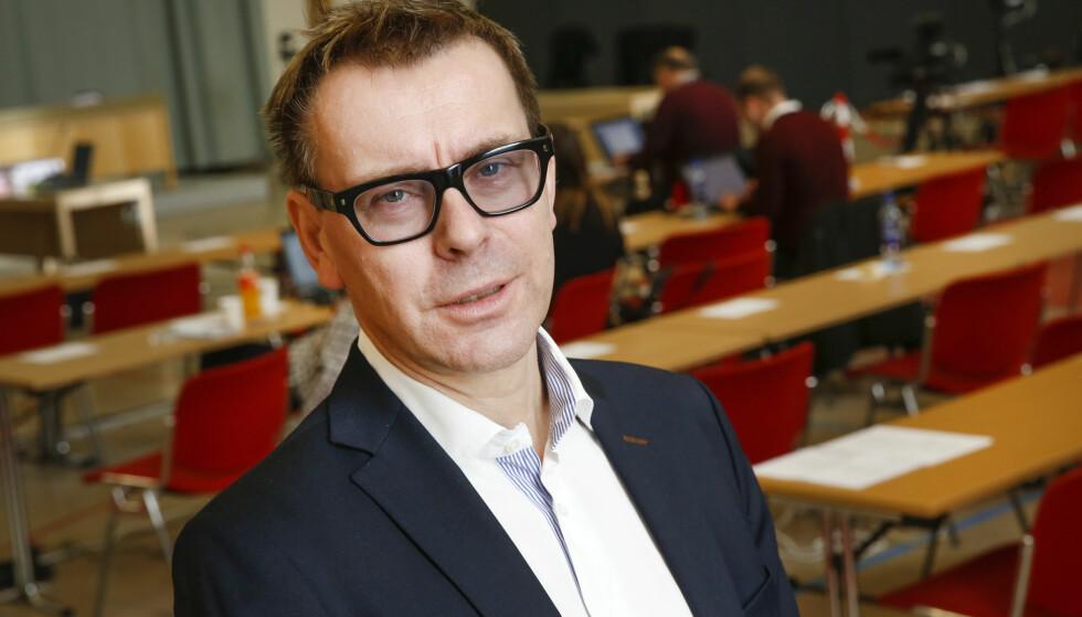 <strong>STOL PÅ ANDRE:</strong> Pål Grøndahl mener det er viktig å stole på andre om man opplever å bli forfulgt. Foto: NTB scanpix