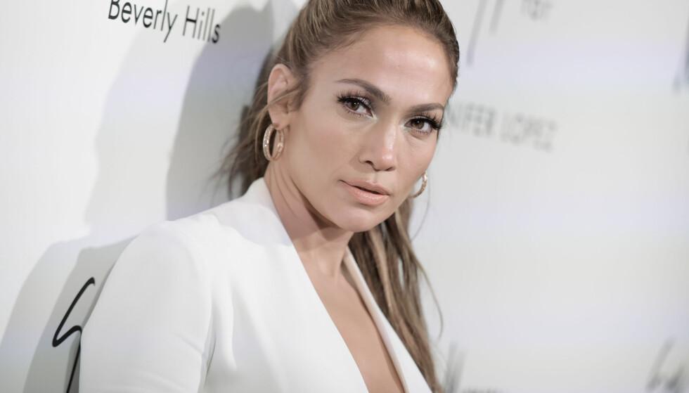 <strong>BLE STALKET:</strong> Jennifer Lopez har over en periode blitt stalket av en elde mann. Dette kommer frem i en rapport hvor Jennifer har ordnet besøksforbud mot han. Foto: NTB scanpix