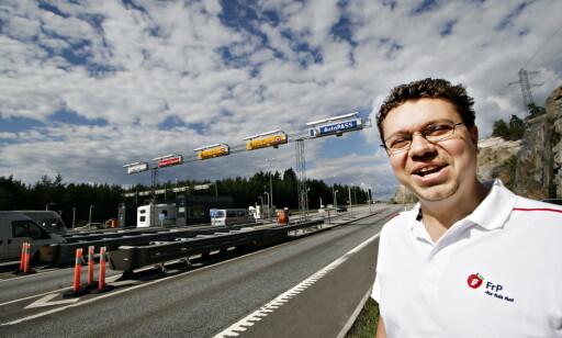 FRP: Stortingsrepresentant Ulf Leirstein (Frp). Foto: OLE C. H. THOMASSEN/Dagbladet