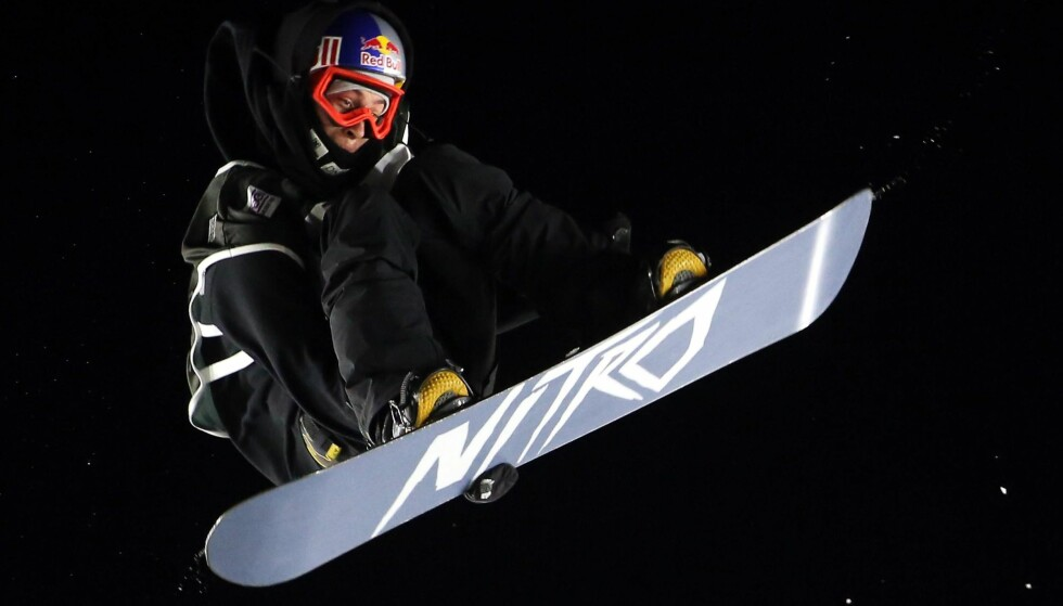 <strong>GULLGUTT:</strong> 17-åringen Marcus Kleveland vant gull i slopestyle-konkurransen i X-Games i dag. Her under en konkurranse i Milano i fjor. Foto: EPA/MATTEO BAZZI