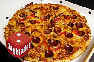FUNFACT: Bestiller du pepperonipizza i Italia får du pizza med paprika. Vil du ha pizza med spekepølse er det pizza salame du bør be om. Fra Pizzabakeren i Norge får du begge deler, både pølse og paprika.
