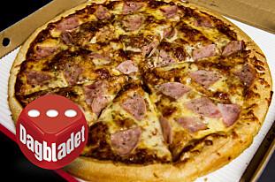 Smakspanelet:- Er det for mye forlangt at pizza skal smake mer enn salt og fett?