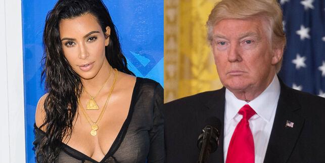 Kim Kardashians politiske melding får nettet til å koke