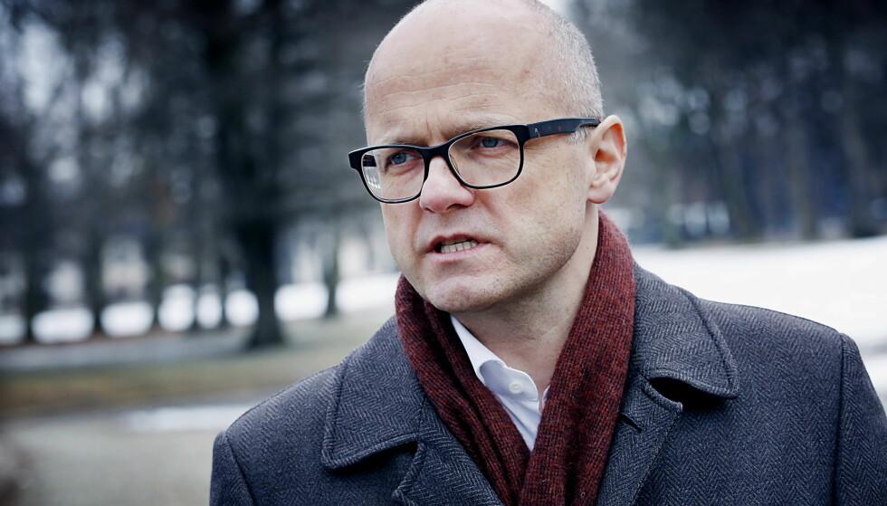 UNDER KRITIKK: Miljøminister Vidar Helgesen (H). Foto: Jacques Hvistendahl / Dagbladet