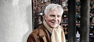 Arve Tellefsen (80) går ikke lenger inn i en depresjon hver gang han spiller en falsk tone