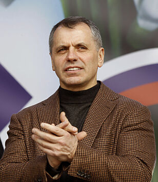 Vladimir Andreevich Konstantinov. Foto: Reuters / NTB Scanpix