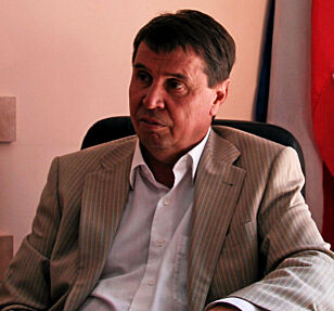 Sergei Pavlovych Tsekov. Foto: Aftenposten / NTB Scanpix