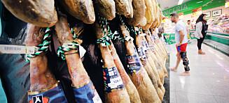 Høysesong for piratkopier: Stadig mer mat forfalskes