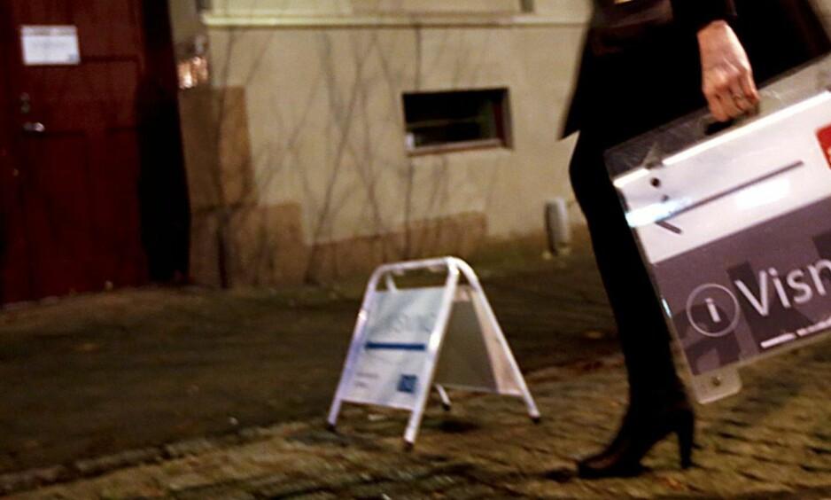ETTERLYSER HANDLING: Boligprisene stiger og stiger, utenfor all kontroll, langt utover lønnsveksten, skriver Audun Lysbakken (SV). Han etterlyser handling. Foto: Ingar Storfjell / Aftenposten / NTB Scanpix