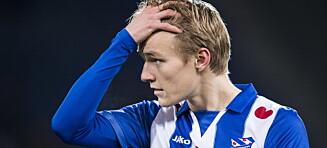 Ødegaard og co. sendt hjem som totalslakt