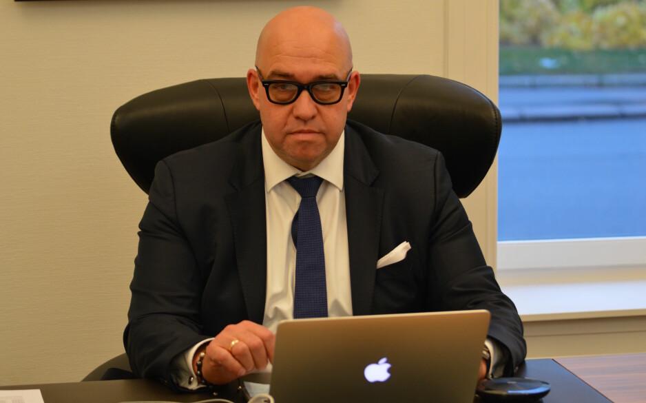 SVARER: Spillinvestor Morten Klein svarer på Anette Trettebergstuens innlegg om at spillselskapene gambler med spillavhengige.