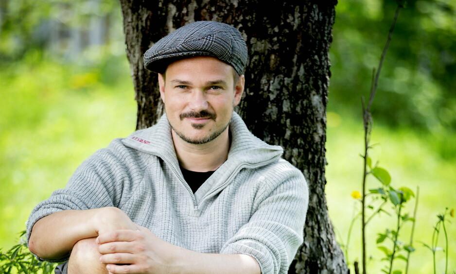HETS BLE TIL STØTTE: Tore Petterson (37) er glad for at han fortalte om den massive netthetsen han mottok etter «Farmen»-oppholdet. Foto: Bjørn Langsem / Dagbladet