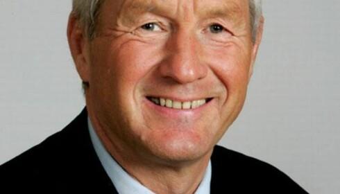 GENERALSEKRETÆR: Thorbjørn Jagland, Europarådet.