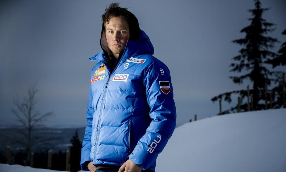 KLAR: Emil Iversen er trygg på at VM-formen vil være på topp i Lahti. Han er mer usikker på kompisen Petter Northug. Foto:  Bjørn Langsem / Dagbladet