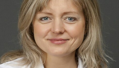 LEGE: Tanja Kalchenko.