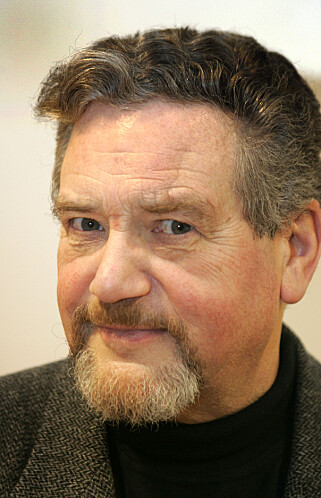 PROFESSOR: Professor i Nord-Amerikastudier Ole O. Moen. Foto: Knut Falch / SCANPIX