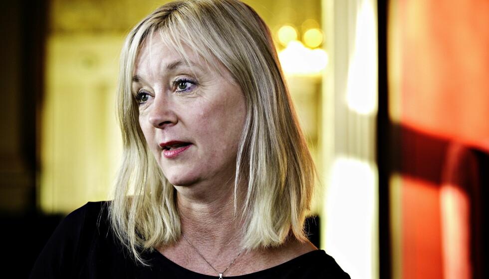 <strong>NY DIREKTØR:</strong> Trude Vollheim Webb har mye å ta tak i fremover, som ny direktør i Arbeidstilsynet. &nbsp;Foto: Nina Hansen