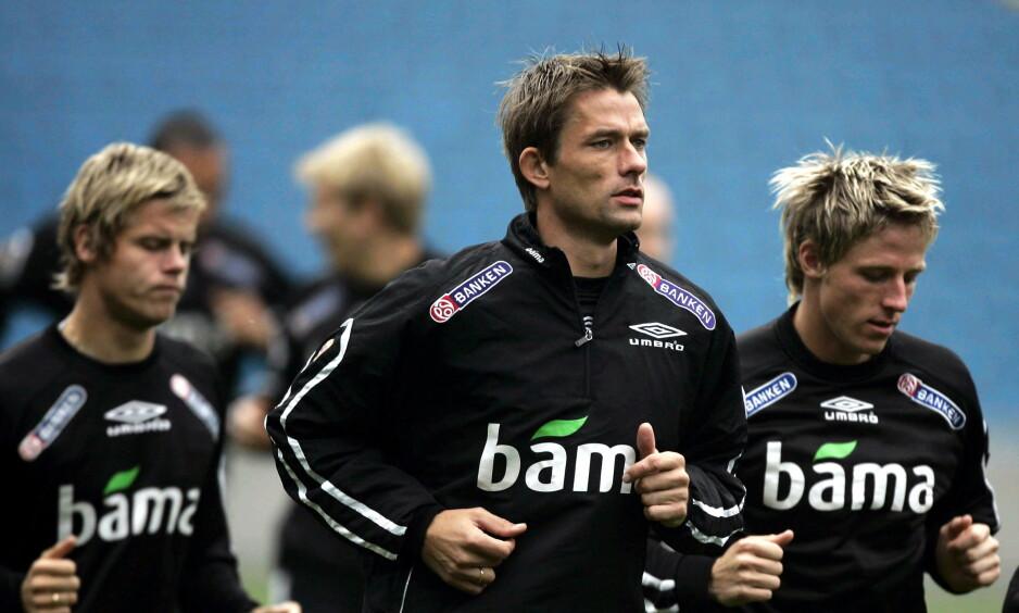 FORSTÅELSE: André Bergdølmo etterlyser mer ydmykhet for å lære hvordan fotball skal utøves. Han fikk seg en vekker i Ajax og lærte det videre til Lillestrøms juniorer. Det ble en stor suksess, men nå har det stoppet opp. Foto: Erlend Aas / SCANPIX
