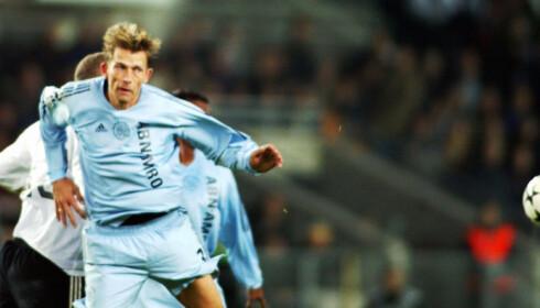 FOTBALLFORSTÅELSE: André Bergdølmo fikk seg en vekker da han kom til Ajax. Den lærdommen vil han formidle til norske talenter, men ikke alle vil ta imot budskapet. Foto: Gorm Kallestad / SCANPIX