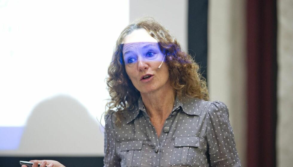 SKOLE: Camilla Stoltenberg peker på at gutta modnes saktere enn jenter. Det bør få konsekvenser for skolen. Foto: Jon Olav Nesvold / NTB scanpix