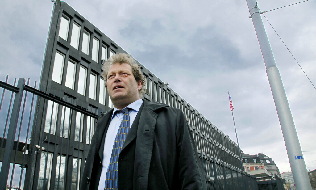 BRA, MEN IKKE GODT NOK: Bellonaleder Frederic Hauge. FotoJacques Hvistendahl/Dagbladet