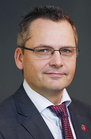 Statssekretær Torkil Åmland (Frp), konstituert statssekretær for innvandrings- og integreringsministeren. Foto: Cornelius Poppe / NTB scanpix