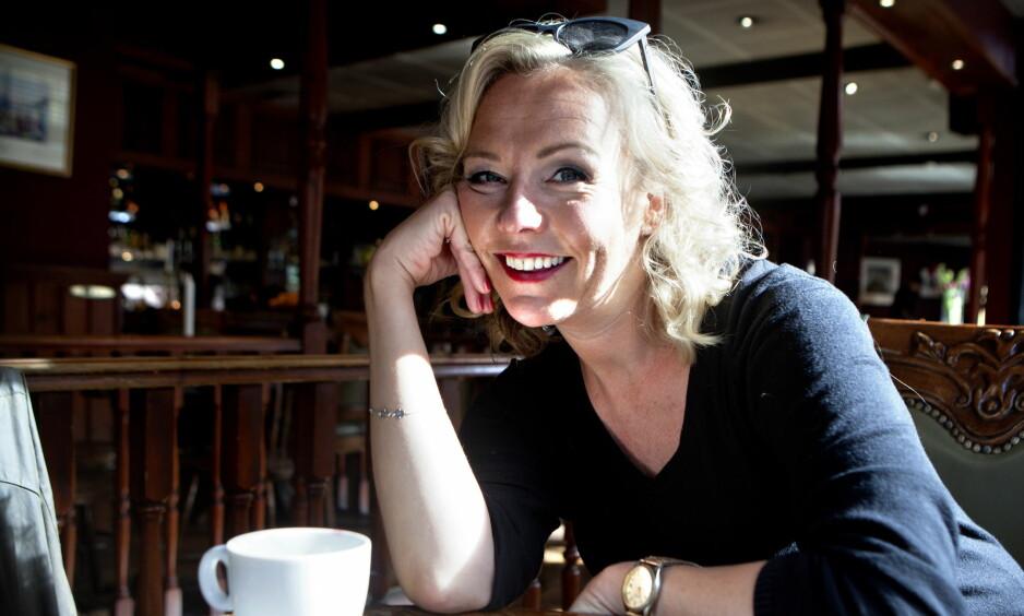 SUVERENT BOK-SAMARBEID. Linn Skåbers første ungdomsbok er illustrert av Lisa Aisato, og de to kler hverandre, skriver Dagbladets anmelder. Foto: Anders Grønneberg