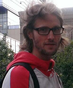 Talsperson for Borgerlønn BIEN Norge, Øyvind Steensen