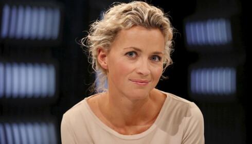 FÅR KRITIKK: Ingunn Solheim er programleder for «Debatten» på NRK. Foto: NRK
