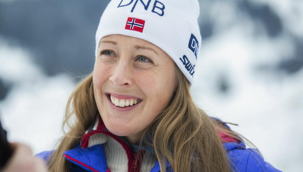 LEGGER OPP: Fanny Horn Birkeland legger opp etter VM. Foto: Berit Roald / NTB scanpix