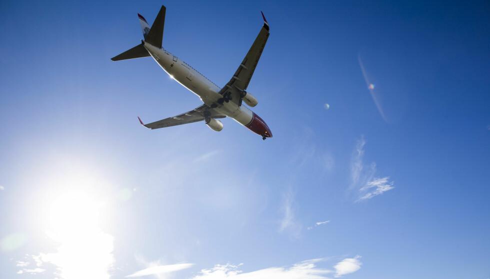 FLYREISER: De fleste av henvendelsene Forbrukerrådet fikk i fjor, omhandlet flyreiser. Illustrasjonsfoto: Håkon Mosvold Larsen / NTB scanpix