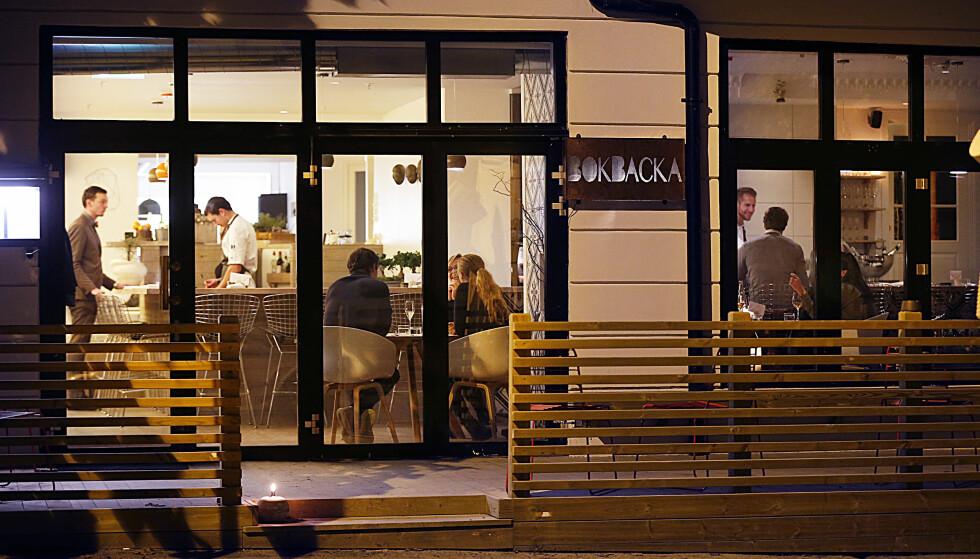 FAVORITT: I Oslo var Frognerrestauranten Bokbacka heteste kandidat. Foto:Thomas Rasmus Skaug