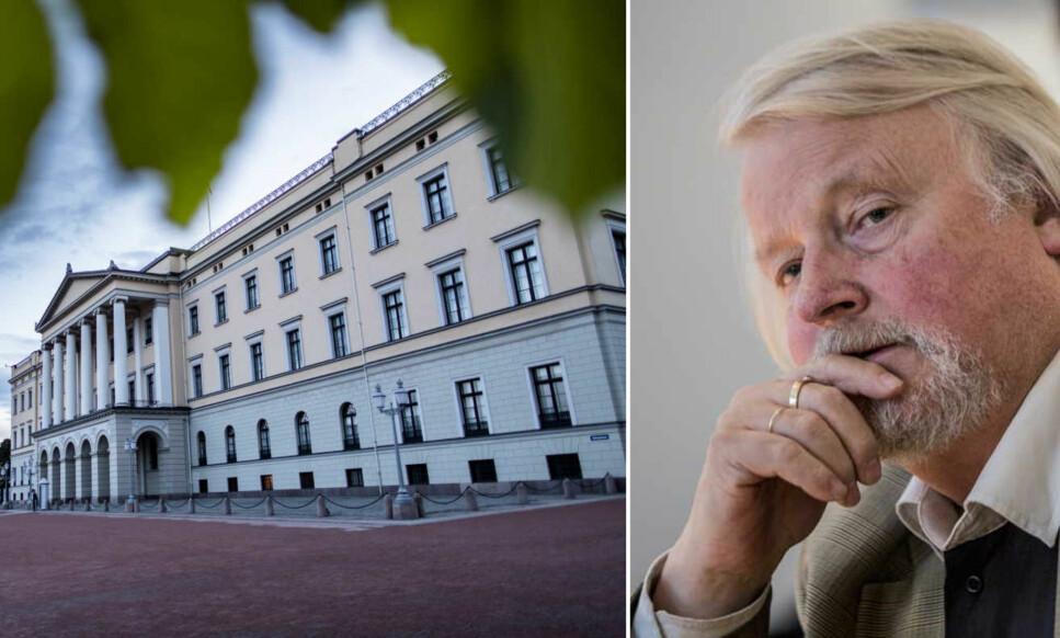 REAGERER: Tidligere generalsekretær i Presseforbundet Per Edgar Kokkvold. Foto: SCANPIX