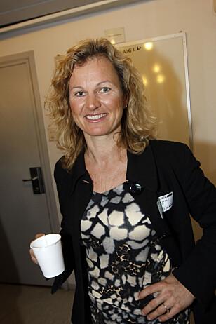 ROSER: Kristin Krohn Devold hyller Stiansen for hans kvalitet og engasjement. FOTO: Erlend Aas /NTB Scanpix