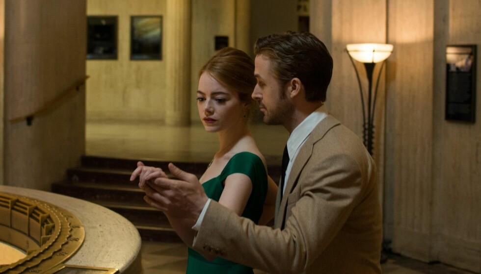 DRØM FRA STJERNEBYEN: Emma Stone og Ryan Gosling er begge nominert for innsatsen i Oscar-favoritten «La La Land». Men nå har backlashet kommet.