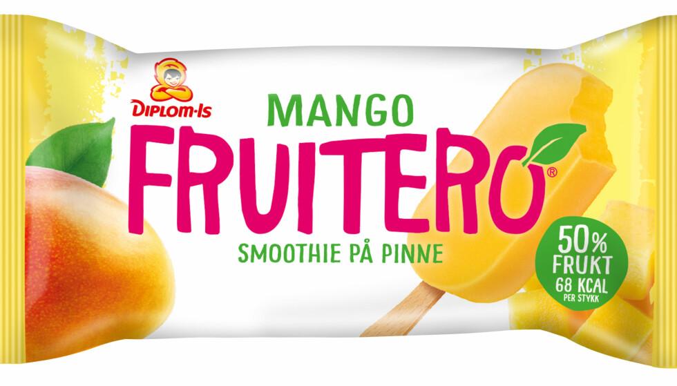 MED MANGO: Fruitero. Foto: Produsenten