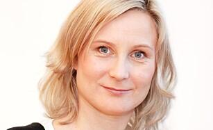 Inger Kristin Larsen, Kreftregisteret