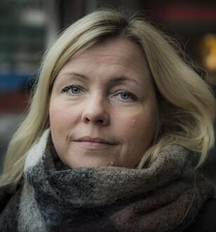 IKKE FORNØYD: - Vi skal ligge høyere enn dette, sier partisekretær i Ap, Kjersti Stenseng. Foto: Lars Eivind Bones / Dagbladet