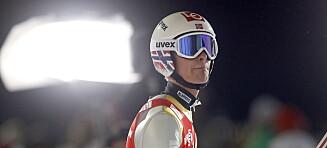 Norge hoppet seg til sølvmedalje etter at Forfang knuste bakkerekorden