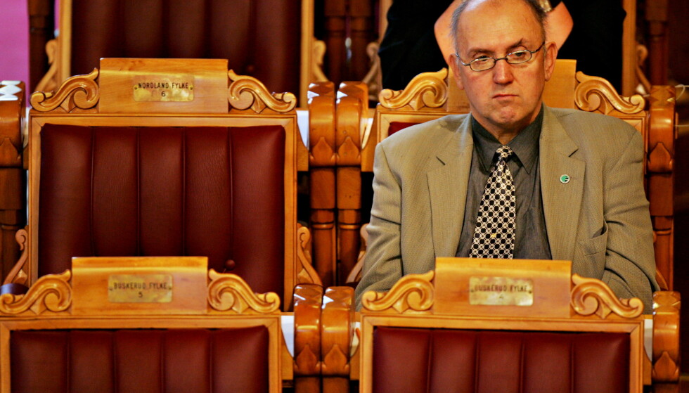 STORTINGSPOLITIKER: Steinar Bastesen satt på Nordlandsbenken for Kystpartiet mellom 1997 og 2005.  Foto: Hans Arne Vedlog  / Dagbladet