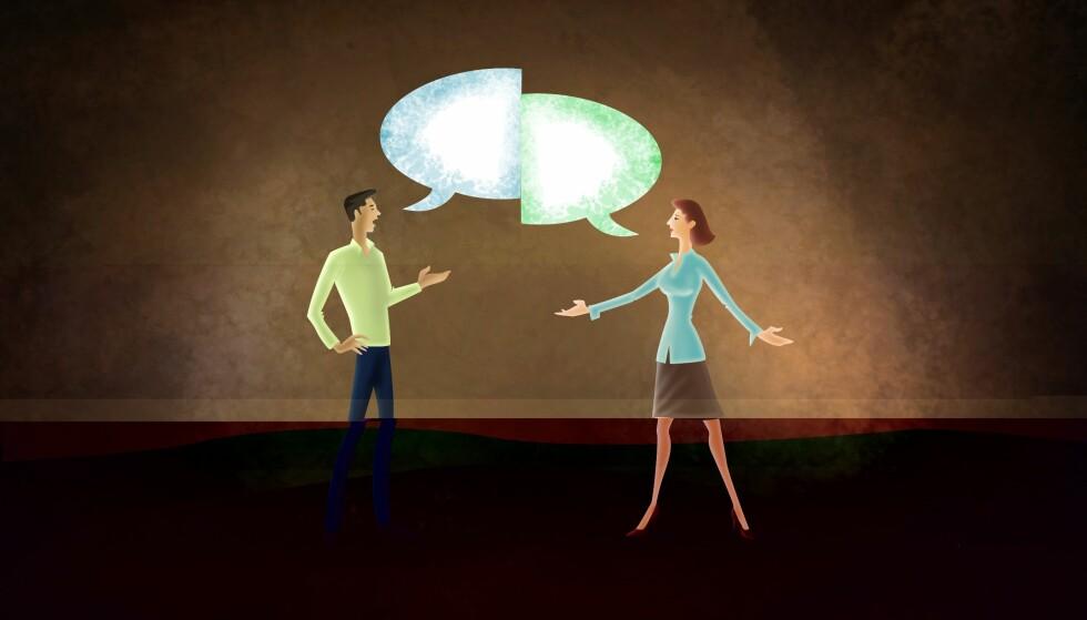 NØDVENDIG UENIGHET: - Vi må passe på at respekten for at mennesker kan ha forskjellige meninger ikke forsvinner. Det blir mer og mer slik at enten er du med oss eller mot oss. Man glemmer betydningen av ytringsfrihet, og at man kan være enige i én sak men uenige i en annen sak, skriver artikkelforfatteren.