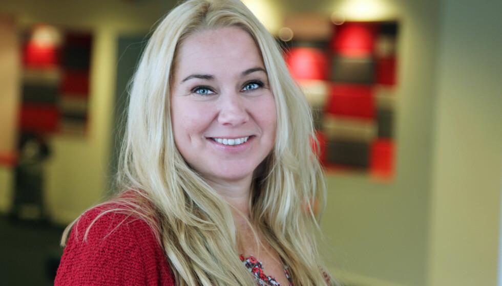 BLIR SJEF: Tine Austvoll Jensen blir ny administerende direktør for Discovery Network Norge og TV-gruppen bestående av TVNorge, Max, Fem og Eurosport. Foto: Discovery