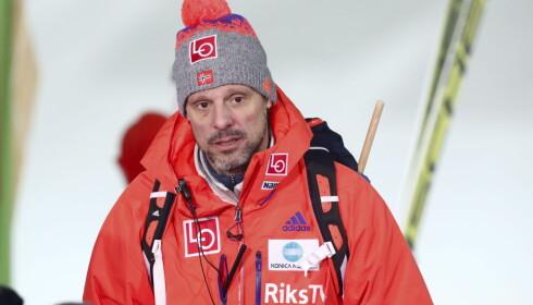 SJEF: Alexander Stöckl. Foto: Terje Pedersen / NTB Scanpix