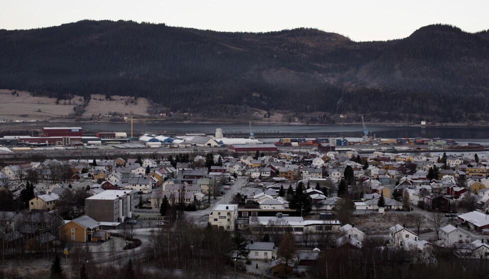 ORKDAL KOMMUNE: t Skarsvågs aktivisme får konsekvenser er åpenbart i lokalmiljøet i Orkanger. Foto: Tomm W. Christiansen / Dagbladet
