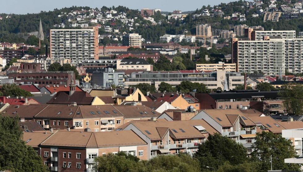 STORE FORSKJELLER: En unge som vokser opp i bydelen Gamle Oslo har sju ganger større sannsynlighet for å være i en fattig familie enn en unge som vokser opp på Ullern, skriver artikkelforfatteren. Foto: Håkon Mosvold Larsen / NTB Scanpix
