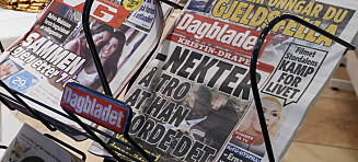 Dagbladet svikter sine idealer